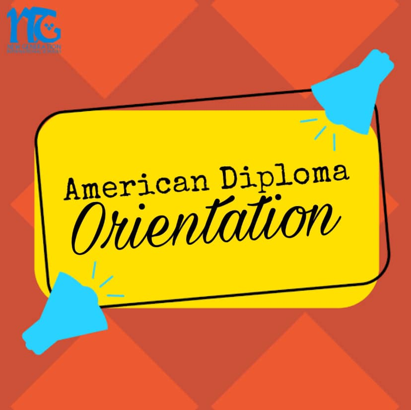 American Diploma Orientation